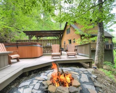 Free 4x4 Tours +Family Fun Cabin + Minutes from the Tail of the Dragon - Robbinsville