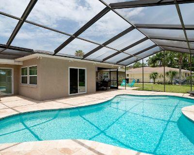 New! 2 King Suites, Htd Pool, Slps 12, Close to Beaches! - Bradenton