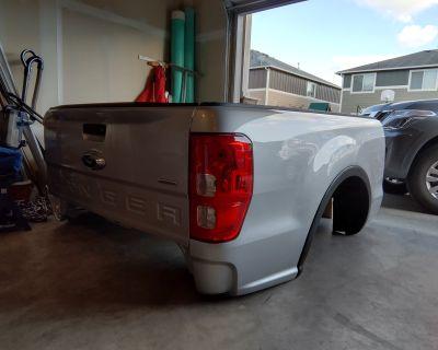 Washington - 2019 Ford Ranger 6ft Bed