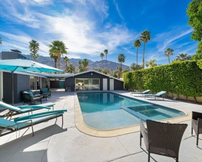 GORGEOUS VILLA WITH PRIVATE CASITA, POOL, JACUZZI - Twin Palms