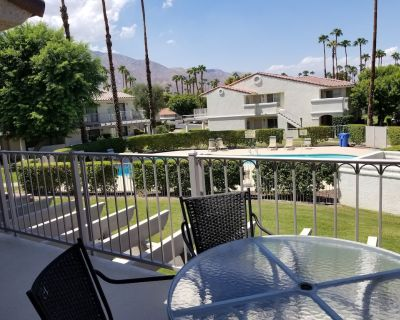 Beautiful 2+2 condo in desirable Mesquite Country Club - Palm Springs