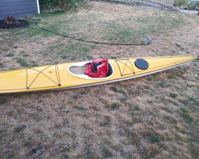 Eddyline Falcon 18 Sea Kayak