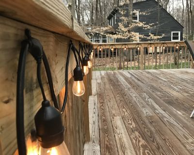 Pocono retreat with game room, fire pit and much more - Pocono Summit