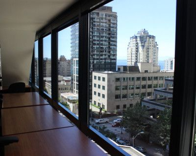 Downtown Seattle, Professional Office Setting, Fantastic Views Of The City Waterfront, Seattle, WA