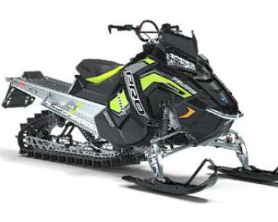 2019 Polaris 800 PRO-RMK 155 SnowCheck Select Snowmobile Mountain Norfolk, VA