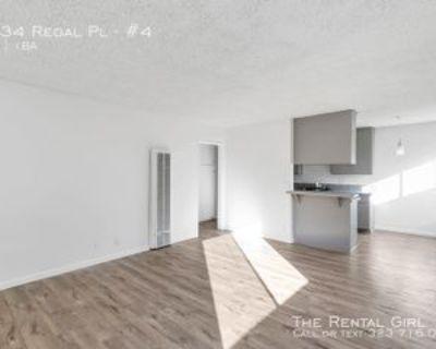 3634 Regal Pl #4, Los Angeles, CA 90068 1 Bedroom Apartment