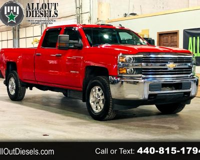 """Used 2015 Chevrolet Silverado 3500HD Built After Aug 14 4WD Crew Cab 167.7"""" Work Truck"""
