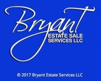 Bryant Estate Sales in Vestavia Sat. & Sun