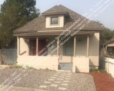 718 Sahwatch St, Colorado Springs, CO 80903 2 Bedroom House