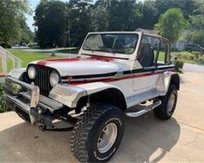 1975 Jeep CJ7