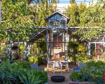 Hidden Garden LA, Los Angeles, CA