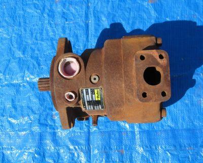 Parker Variable Volume Hydraulic Pump