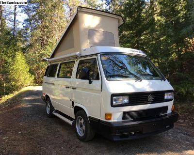 1986 VW Vanagon Westfalia Weekender-AC/California