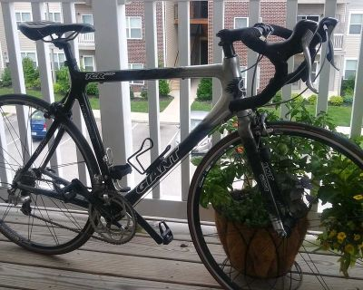 Giant TCR Comp, Full Carbon Road/Racing Bike
