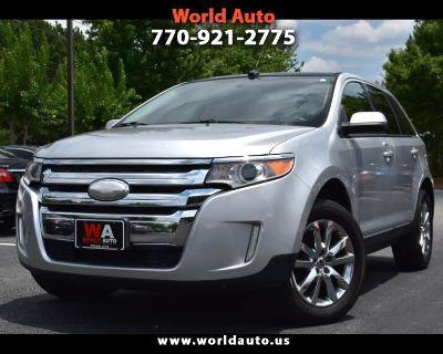 2013 Ford Edge SEL AWD