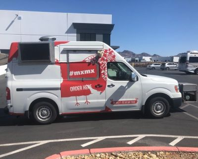 2016 Nissan Taco Truck NV 2500 in Las Vegas, NV