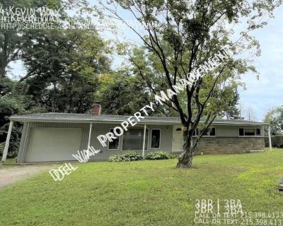 Improved Rent! 3-Bdrm Ranch Home For Rent - 4 Kevin Way - Available Now - Great Valley Schools!