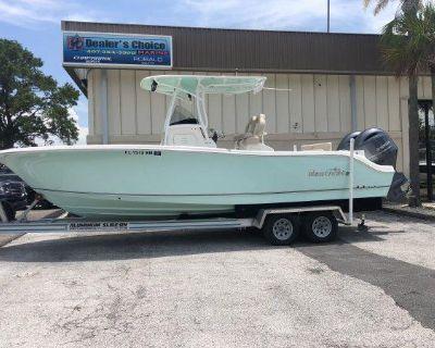 2017 NauticStar 25 XS Offshore