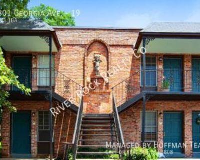 1801 Georgia Ave #19, Little Rock, AR 72207 1 Bedroom Apartment