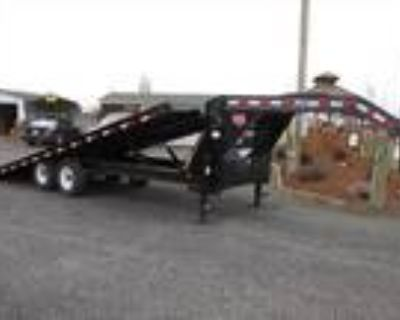 2021 PJ Trailers Tilt 102' X 22' 18k Gooseneck