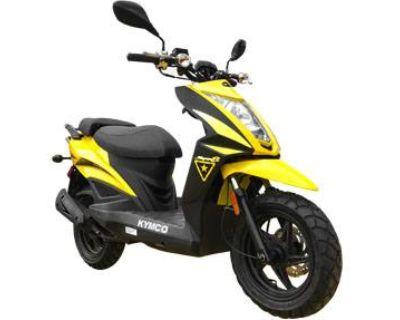 2017 Kymco Super 8 50X Scooter Jasper, IN