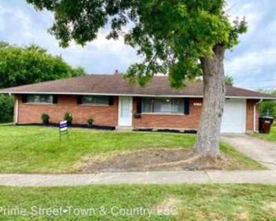 413 Orangewood Dr, Kettering, OH 45429 3 Bedroom House