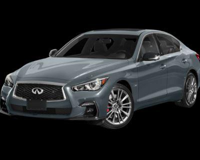 New 2021 INFINITI Q50 RED SPORT 400 AWD 4dr Car
