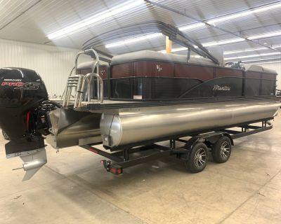 2021 Manitou 23 Oasis Bar Pontoon Boats Rapid City, SD