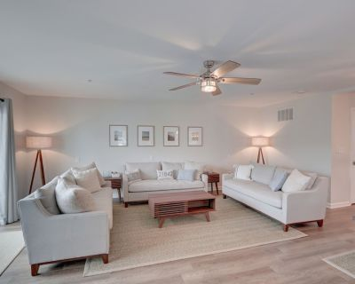 Newly renovated townhome one block from the beach - Ocean City