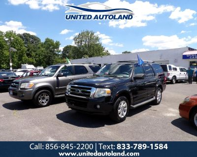 Used 2010 Ford Expedition 4WD 4dr XLT