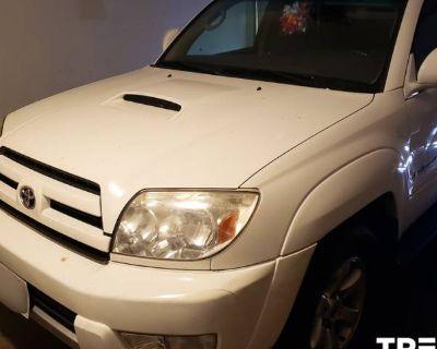 2005 Toyota 4Runner SR5 Sport