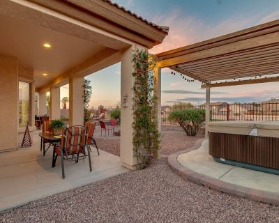 Golf Course Home with Hot Tub in Seville Gilbert! 30 Night Minimum! - Seville