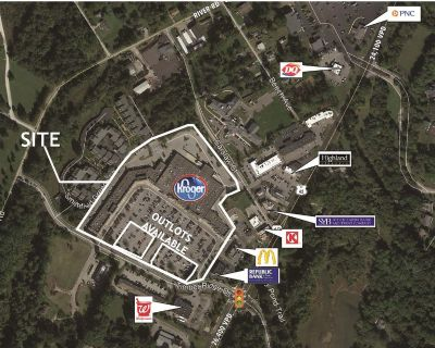Prospect, KY Retail Space Available