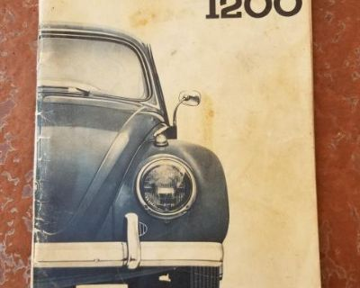 January 1963 Beetle Owner's Manual - 3/10
