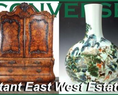 IMPORTANT EAST WEST ESTATE AUCTION