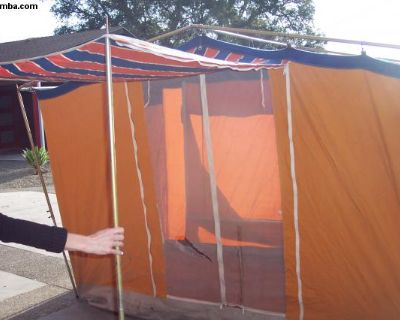 origninal westy tent TURLOCK BOUND