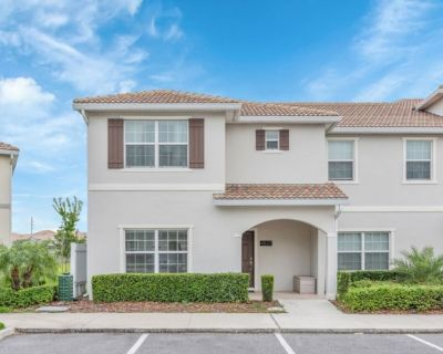 The Secret to Enjoying Your Luxury Townhome on Storey Lake Resort , Orlando Townhome 5511 - Kissimmee
