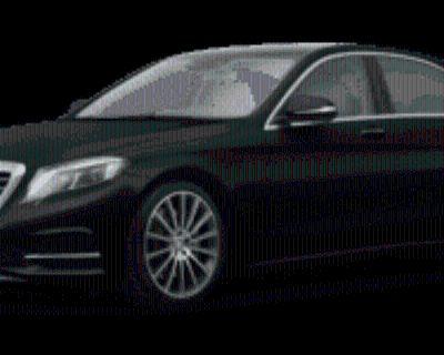 2015 Mercedes-Benz S-Class S 550 Sedan RWD