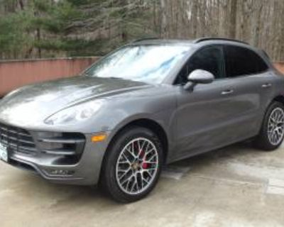 2016 Porsche Macan Turbo AWD