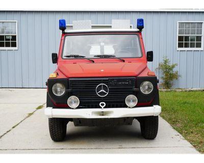 1980 Mercedes-Benz G200