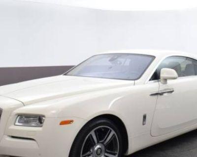 2015 Rolls-Royce Wraith Standard