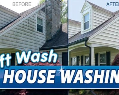 Add value before selling HOUSE WASHING save 15%