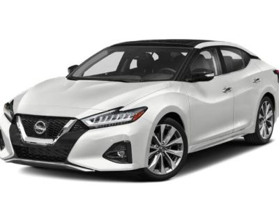 New 2021 Nissan Maxima Platinum With Navigation