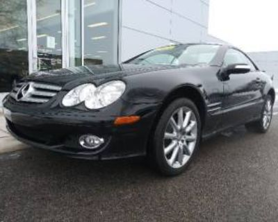 2008 Mercedes-Benz SL SL 550 Roadster V8