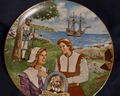 American Classics by Gerald Mermer Plate (1983) Collection