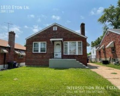 1810 Eton Ln, St. Louis, MO 63147 2 Bedroom House