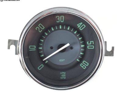 Karmann Ghia 6,000 RPM Tachometers