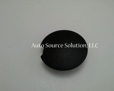 Genuine Smart Fortwo Towing Eye Cover Black Oem