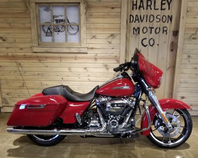 2021 Harley-Davidson Street Glide Tour Mentor, OH