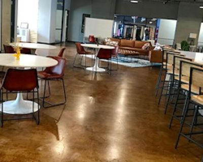 Event Space for 40 at Venture X